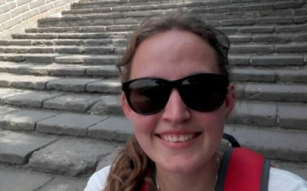 Teach English in China - Tayla Collins